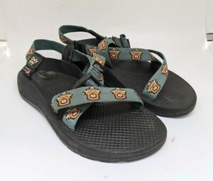 Chaco The Landmark Project Smokey Bear Sandals Size 5 Or 6 Women's