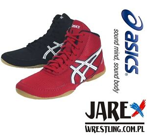 fc11a7e5edb3ec Image is loading ASICS-Wrestling-Shoes-boots-MATFLEX-5-Ringerschuhe- Chaussures-