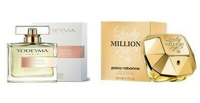 Yodeyma Power Woman corrispondenza lady million per Donna 100ml Eau de Parfum | eBay