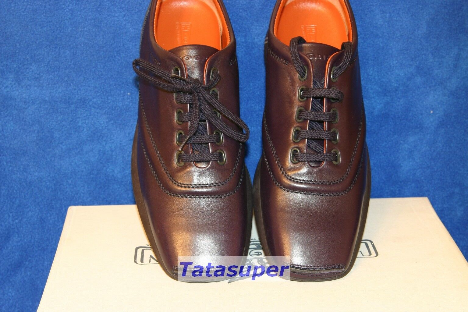100% Authentic Authentic Authentic Hogan scarpe da ginnastica scarpe Dimensione 38 - viola dcb1cc