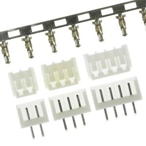 EH-2-5mm-Connectors-2-4-Pin-Plug-Housing-Header-Crimps-JST-EH-Style