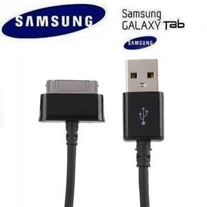 Para-Samsung-Galaxy-Tab-2-10-1-P5100-P7500-Tableta-USB-Cable-de-Datos-Cargador