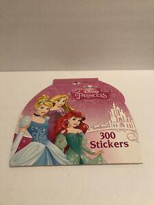 Disney Princess 300 Stickers