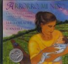 Arrorro, Mi Nino: Latino Lullabies And Gentle Games by Lee & Low Books (CD-Audio, 2006)