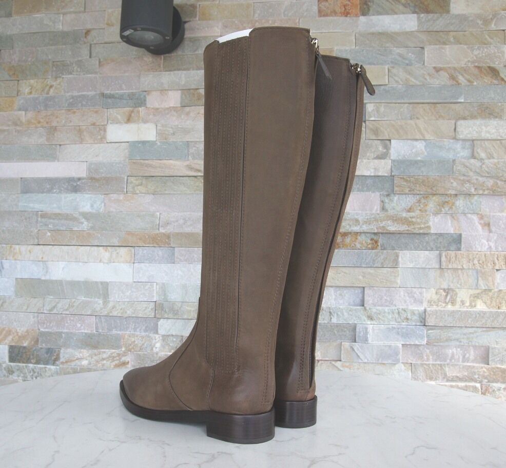 Orig TORY BURCH Schuhe Gr 38,5 Stiefel Stiefel Schuhe BURCH schuhe 31148323 mud NEU 7620df