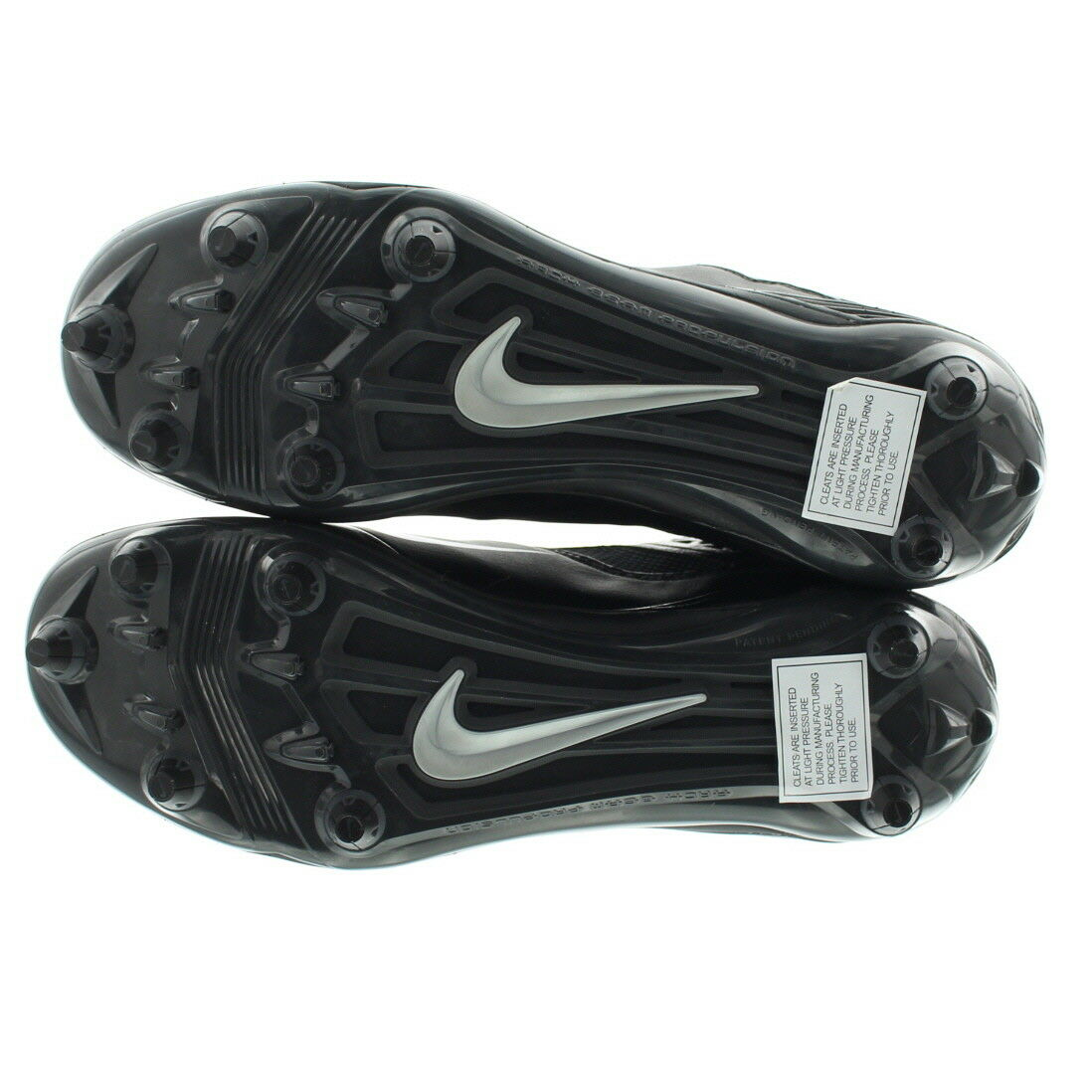 quality design 80a59 108d5 ... Nike 579668 Mens Lunar Lunar Lunar Code Pro 3 4 Mid Top Football  Lacrosse Cleats