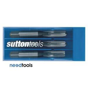 TAP-SET-Metric-Tap-Set-of-3-Taper-Inter-Bott-High-Speed-Steel-Straight-Flute-S