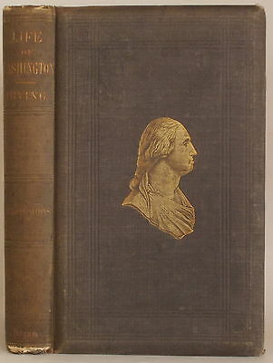 ILLUSTRATIONS TO IRVING'S LIFE OF WASINGTON 87 Engravings on Steel & 45 Woodcuts