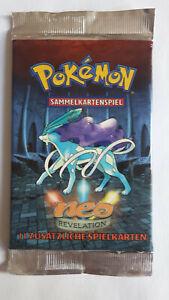 Pokemon-Booster-Suicune-Artwork-Neo-Revelation-DEUTSCH-WOTC-2002-MINT-PP-amp-FAST