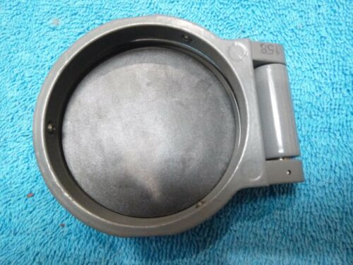 NOS Russellstoll JFC3 Flap Cover w Gasket-Weathertight Plug Cover