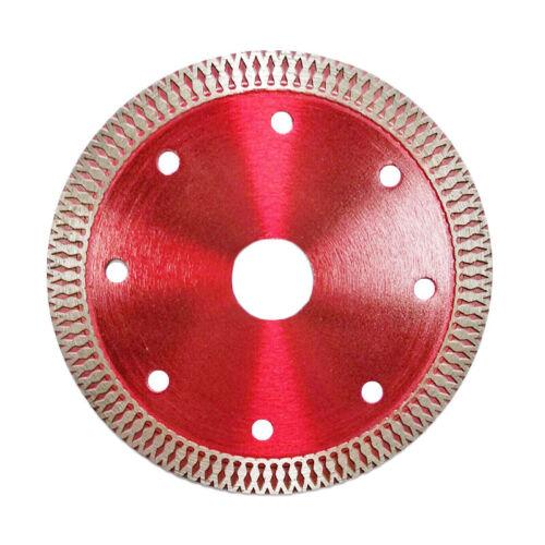 4 pouces//110 mm Lame de scie Super Thin outil diamant pour grès porcelaine coupe