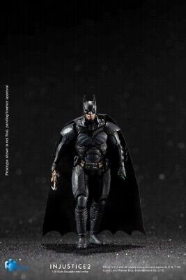 2019 Hiya Toys Previews PX DC Comics Injustice 2 BATMAN 1//18th Figure New in Box-USA