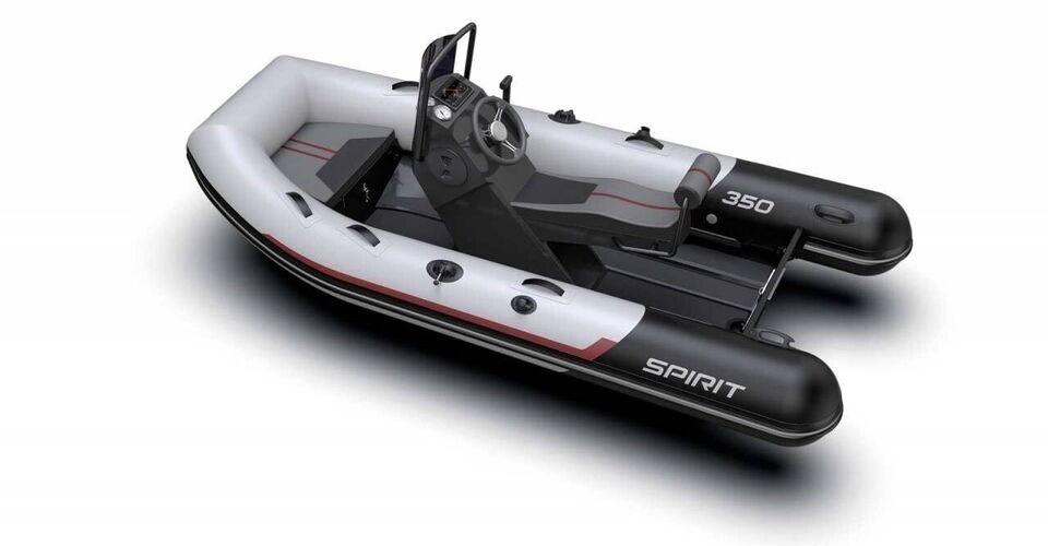 Gummibåd, Aqua Spirit 350CS, årg. 2020