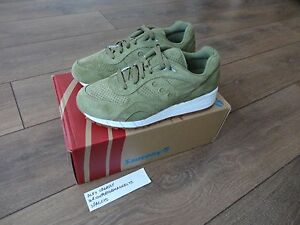 SAUCONY 6000 x Packer esclusivo Oliva US 8DS