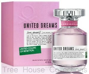 Treehouse-Benetton-United-Dreams-Love-Yourself-EDT-Perfume-For-Women-80ml