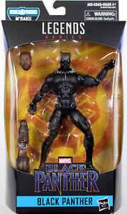 Marvel-Legends-BLACK-PANTHER-ACTION-FIGURE-Black-Panther-Series-2-M-039-Baku