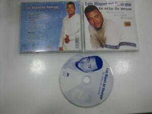 Luis Miguel von Der Bitter CD Spanisch Te Echo Von Weniger 2000