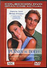 Planes de Boda DVD - Jennifer López - Colección Gran Cine Actual Diario ABC
