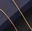 18k-Gold-Schlangenkette-vergoldet-lang-60cm-1MM-duenn-Damen-Herren-Halskette Indexbild 2