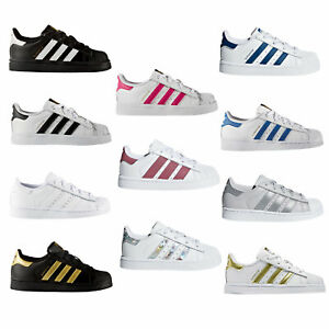 Adidas-Originals-Superstar-enfants-Sneaker-Enfant-Baskets-Basses-Chaussures