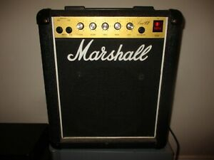 VINTAGE MARSHALL LEAD 12 GUITAR AMP AMPLIFIER MODEL 5005 W/ CELESTION WORKS!