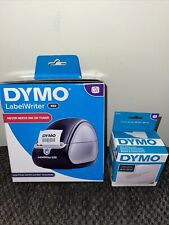 New Dymo Labelwriter 450 Printer Pc Amp Mac Connectivity With Bonus Box Of Labels
