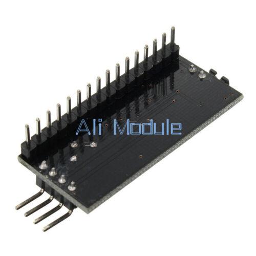 2//5//10PCS IICI2C TWI SPI Serial Interface Board Module For Arduino 1602 LCD