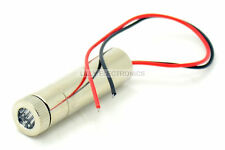 10mw 650nm Focusable Red Laser Line Module 30°/ 45°/60°/90°/120°