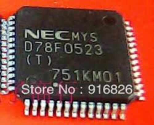 Circuito integrado D78F0523 QFP52