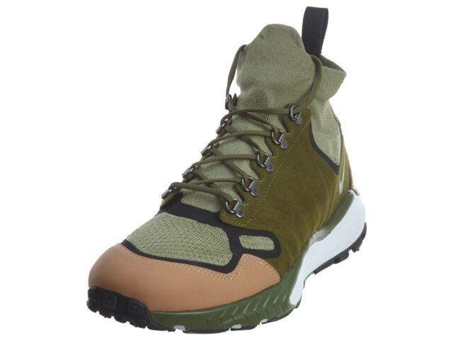 eaeeb0b127db Nike Air Zoom Talaria Mid Flyknit PRM Mens 875784-300 Palm Green ...