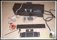 Quadra Fire Factory Blower Fan Kit For Gas Stoves Bk-gas