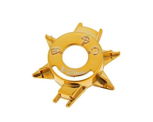 Peugeot Ludix 50 AC  Ignition Barrel Lock Cover Gold