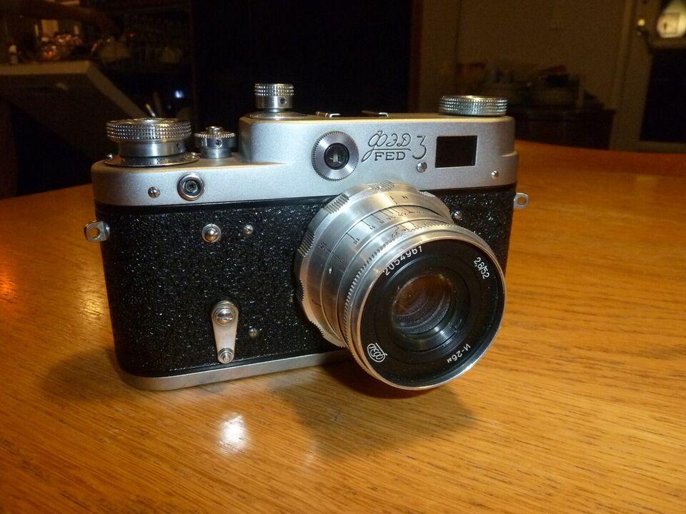 Andet, FED-3 type A fra 1961-1962, Perfekt