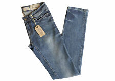 ALL SAINTS 'NEP CASEY' LOW RISE STRAIGHT FIT JEANS *W 24/UK 4* BNWT *RRP £85*