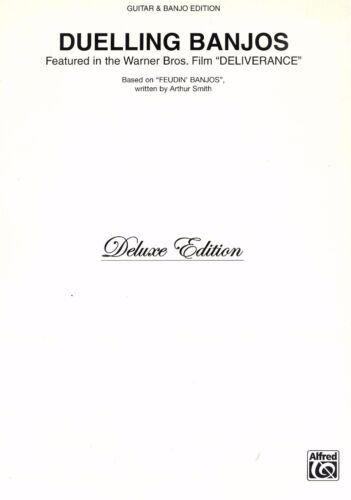 Duelling Banjos Music Booklet Guitar /& Banjo Edition Film Deliverance