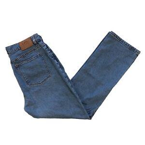 9ad0eba9a2a LAUREN RALPH LAUREN Jeans Women s 10 Blue Denim Classic Fit Straight ...
