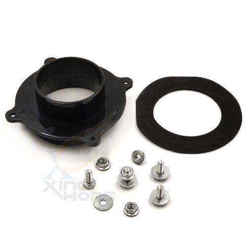 Motorcycl Air Filter Intake Adapter Fit K/&N For Yamaha Raptor 700 YFM700 YFM700R