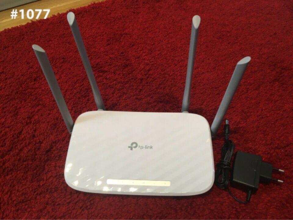 Router, wireless, Archer c50