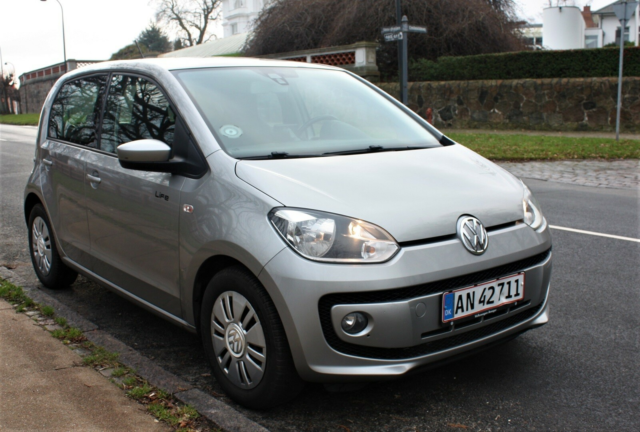 VW Up!, 1,0 60 Life Up! BMT, Benzin, 2014, km 67000,…