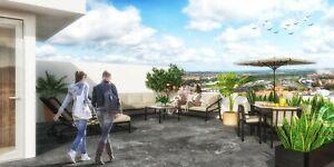 Penthouse con Roof Privado y Balcon PORTALES CDMX