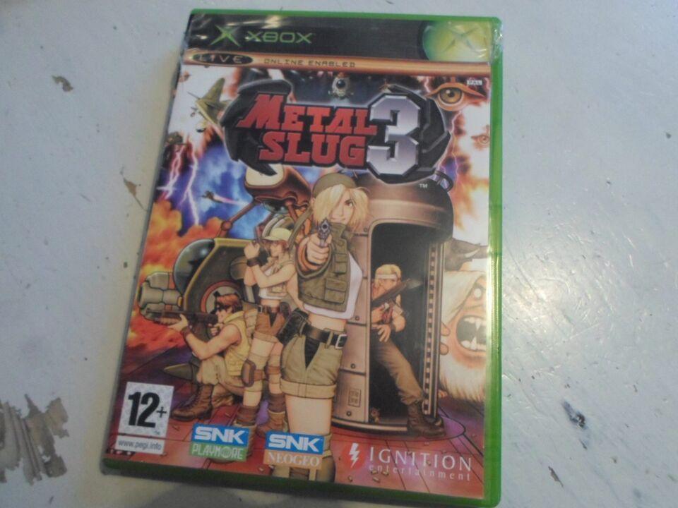 Metal SLug 3, Xbox