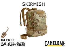Camelbak Skirmish 33L Pack with 3L (100oz) Hydration Bladder FREE WEB DOMS