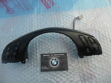 Bmw E46/X5/E39 multifunction steering wheel controls/buttons, MINT condition