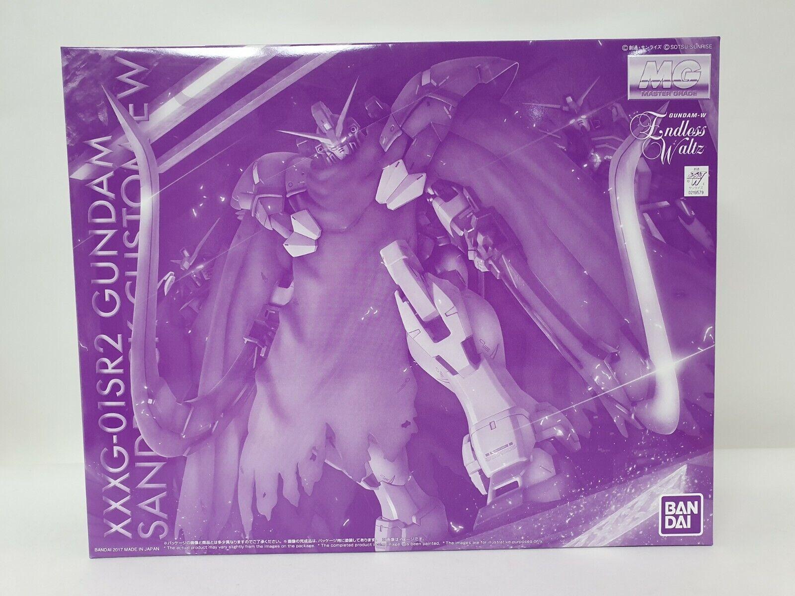 /<1w delv!/>Bandai Gundam Sandrock Ver EW 1//100 MG