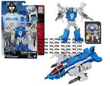 Transformers Titans Return Deluxe Class Autobot Xort & Highbrow Attack Chopper!
