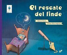 El rescate del finde (Spanish Edition)-ExLibrary