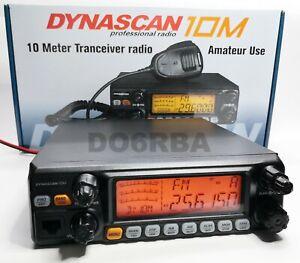 Dynascan-10M-Amateurfunkgeraet-AM-FM-USB-LSB-CB-Funk-Amateurfunk