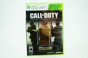 Call-of-Duty-Modern-Warfare-Trilogy-Xbox-360-Brand-New