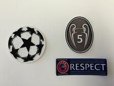 UEFA Champions League patch kit- FC Brcelona, Bayern Munich jerseys - OFF