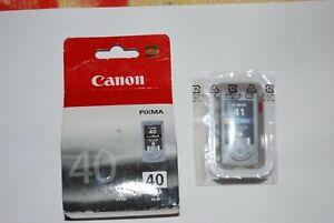 Cartouches d'encre Canon PG-40-CL-41 neuves
